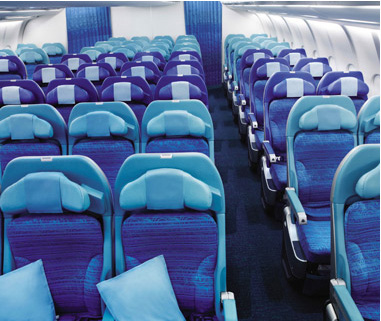 Cathay Pacific Seat Covers