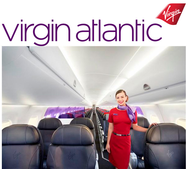 Virgin Atlantic Seat Covers