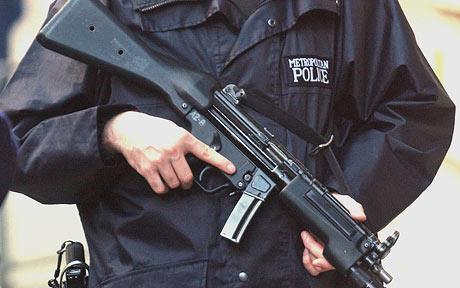 Armed Response Firearm Bags